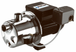 Burcam Pumps 506518SS Shallow Well Jet Pump, Stainless Steel, 3/4-HP