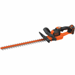 Black & Decker LHT321 Cordless Hedge Trimmer, 20-Volt Lithium-Ion Battery, 22-In.