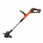 Black & Decker LSTE523 Cordless String Trimmer, 20-Volt Max Lithium-Iom Battery