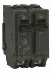 "Ge Energy Industrial Solutions THQL21100P GE 1"" 100-Amp 2-Pole 120/240 Volt Circuit Breaker"