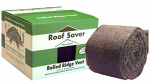 Blocksom & RS20G Rolled Ridge Vent, 3/4 x 10.5-In. x 20-Ft.