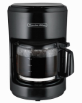 Hamilton Beach Brands 48351 10C BLK Coffee Maker