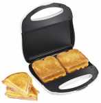 Hamilton Beach Brands 25401P Chrome Sandwich Maker