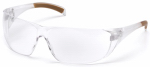 Pyramex Safety Products CH110S Safety Glasses, Clear Lens