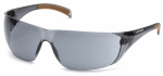 Pyramex Safety Products CH120S Safety Glasses, Gray Lens/Gray Frame