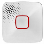 First Alert Brk DC10-500 Smoke/CO Detector, DC Battery-Operated