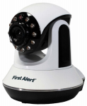 First Alert Brk DWIP-720 Wi-Fi Home Security Camera, HD