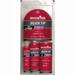 Wooster Brush 5229 SLVTip 3 Pack Brush