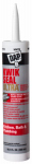 Dap 18897 Kwik Seal Ultra Premium Silicone Kitchen & Bath Sealant, White, 10.1-oz.