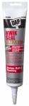 Dap 18915 Kwik Seal Ultra Kitchen & Bath Sealant, Clear, 5.5-oz.