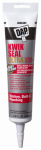 Dap 18916 Kwik Seal Ultra Kitchen & Bath Sealant, Biscuit, 5.5-oz.