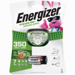 Eveready Battery HDC32E Vision HD+ LED Headlight, Multi Functions
