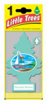 Car Freshner U1P-17121 Bayside Breeze Air Freshener