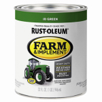 Rust-Oleum 7435-502 QT John Deere GRN Paint