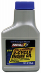 Warren Distribution MAG63119 Engine Oil, 2-Cycle Full Synthetic, 2.6-oz.
