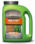Pennington Seed 100522283 1-Step Complete Premium Smart Seed Grass Seed + Fertilizer, 5-Lbs.