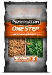 Pennington Seed 100522285 One Step Complete Grass Seed Mix, Bermuda, 8.3-Lbs.