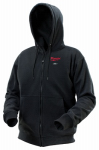 Milwaukee Electric or Electrical Tool 2381-L M12 Heated Hoodie, Black, Large