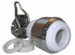 Larsen Supply 09-9925 WHT/CHR Swiv Aerator
