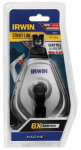 Irwin Industrial Tool 1932877 Mach 6 Chalk Line Reel, 100-Ft.