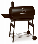 Rankam (China) Mfg CG2001302-KF Charcoal Barrel Grill, 30-In.
