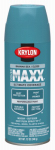 Krylon Diversified Brands K09102000 CoverMaxx Spray Paint & Primer, Gloss, Bahama Sea, 12-oz.