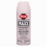 Krylon Diversified Brands K09103000 CoverMaxx Spray Paint & Primer, Gloss, Ballet Slipper, 12-oz.