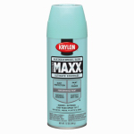 Krylon Diversified Brands K09107000 CoverMaxx Spray Paint & Primer, Gloss, Blue Ocean Breeze, 12-oz.