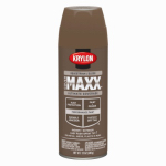 Krylon Diversified Brands K09119000 CoverMaxx Spray Paint & Primer, Gloss, Equestrian, 12-oz.