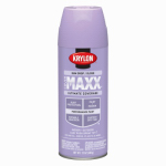 Krylon Diversified Brands K09122000 CoverMaxx Spray Paint & Primer, Gloss, Gum Drop, 12-oz.