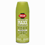 Krylon Diversified Brands K09126000 CoverMaxx Spray Paint & Primer, Gloss, Ivory Leaf, 12-oz.