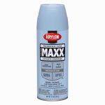 Krylon Diversified Brands K09131000 CoverMaxx Spray Paint & Primer, Gloss, Peekaboo Blue, 12-oz.