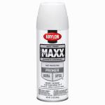 Krylon Diversified Brands K09188000 CoverMaxx Spray Primer, White, 12-oz.