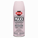 Krylon Diversified Brands K09157000 CoverMaxx Spray Paint & Primer, Satin, Ballet Slipper, 12-oz.