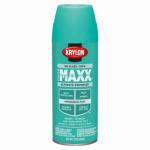 Krylon Diversified Brands K09177000 CoverMaxx Spray Paint & Primer, Satin, Sea Glass, 12-oz.