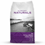 Diamond Pet Foods 60828 Naturals Small Breed Chicken/Rice Dog Food, 18-Lb.
