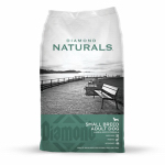 Diamond Pet Foods 60831 Naturals Small Breed Lamb/Rice Dog Food, 18-Lb.