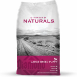 Diamond Pet Foods 60837 Naturals Large Breed Puppy Food, 40-Lb.