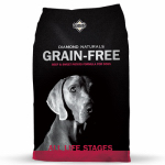 American Distribution & Mfg 61149 Naturals Beef/Sweet Potato Dog Food, 28-Lb.