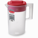 Rubbermaid 1777155 Covered Pitcher, Gallon