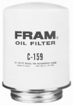 Fram Group C159 Lube Cartridge Filter, C159