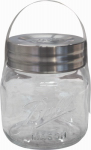 Jarden Home Brands 1440070017 Super Wide-Mouth Mason Jar, 1/2-Gal., Must Purchase in Quantities of 2
