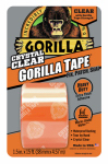 Gorilla Glue 6015002 Repair Tape, Clear, 1.5-In. x 5-Yds.