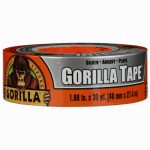Gorilla Glue 6074004 Duct Tape, Silver, 1.88-In. x 35-Yds.