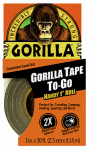Gorilla Glue 6100109 Tape To-Go, 1-In. x 30-Yds.