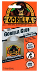 Gorilla Glue 5201205 Glue, White, 2-oz.
