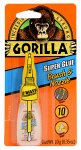 Gorilla Glue 7500102 Super Glue, Brush & Nozzle, 10-gm.