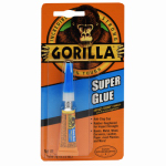 Gorilla Glue 7900102 Super Glue, 3-gm.