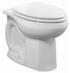 American Standard Brands 3251A101.020 Colony Toilet Bowl, Elongated, White