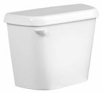 American Standard Brands 4192A104.020 Colony HET Toilet Tank, 1.28 GPF, White, 12-In.